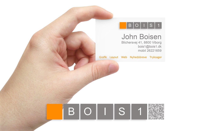 Bois1 - John Boisen